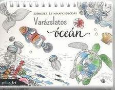 Heuer, Christoph - Varázslatos óceán - Színezés és kikapcsolódás