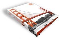 13205 - Gyűrűs könyv 2 gyűrűs GEO City San Francisco 17290107