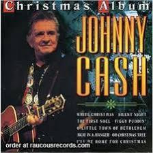 - CHRISTMAS ALBUM CD JOHNNY CASH