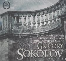 BEETHOVEN,SCRIABIN - PIANO SONATA,2 CD
