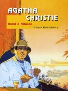 Agatha Christie - HALÁL A NÍLUSON - KÉPREGÉNY -
