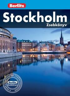 . - STOCKHOLM - BERLITZ ZSEBKÖNYV