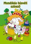 Eszes Hajnal - Mondókás húsvét színező