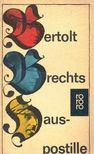 Brecht, Bertolt - Hauspostille [antikvár]