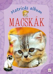 Anna Podgórska - MACSKÁK - MATRICÁS ALBUM