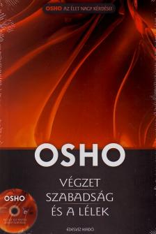 OSHO - VÉGZET, SZABADSÁG ÉS A LÉLEK - DVD-VEL