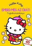 65193 - Hello Kitty - Ismerd meg az órát! Foglalkoztatókönyv