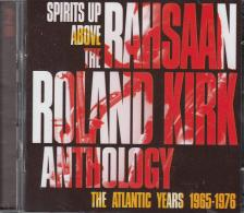 RASHAAN ROLAND KIRK - SPIRITS UP ABOVE CD THE ATLANTIC YEARS 1965-1976