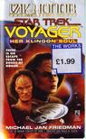 FRIEDMAN, MICHAEL JAN - Day of Honor Book 3 - Her Klingon Soul [antikvár]