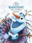 .- - Jégvarázs - Olaf karácsonyi kalandja - mesekönyv<!--span style='font-size:10px;'>(G)</span-->