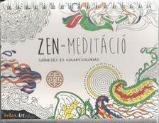 Tannaz, Afschar - Zen meditáció - Színezés és kikapcsolódás