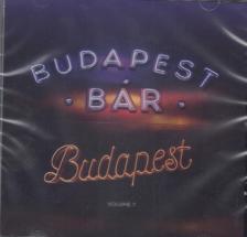 - BUDAPEST BÁR VOL 7. CD BUDAPEST