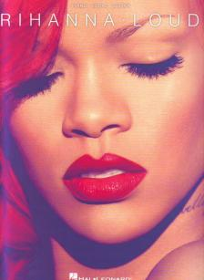 Rihanna - LOUD FOR VOCAL, PIANO AND GUITAR
