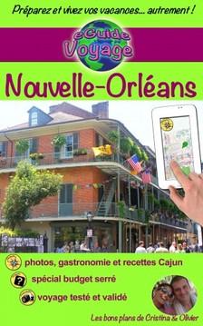 Olivier Rebiere Cristina Rebiere, - eGuide Voyage: Nouvelle-Orléans [eKönyv: epub, mobi]