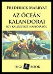 Marryat Frederick - Az óceán kalandorai [eKönyv: epub,  mobi]