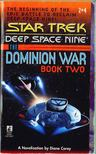 CAREY, DIANE - The Dominion War Book 2 - Call to Arms... [antikvár]