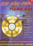 PIANO BAR 2 TOP PLAY-BACK, ACC. DE L`ORCHESTRE ON CD