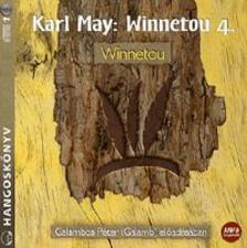 Karl May - WINNETOU, 4. RÉSZ - HANGOSKÖNYV