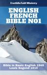 TruthBeTold Ministry, Joern Andre Halseth, Samuel Henry Hooke, Louis Segond - English French Bible No1 [eKönyv: epub,  mobi]