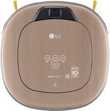 LG HOM-BOT Square PET CARE VSR86040PG robotporszívó