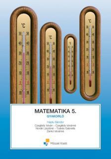 - MK-4189-9 MATEMATIKA GYAKORLÓ 5. OSZTÁLY