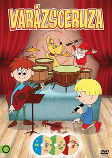 - VARÁZSCERUZA DÍSZDOBOZ (3 FILM)