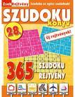 CSOSCH KIADÓ - ZsebRejtvény SZUDOKU Könyv 28.