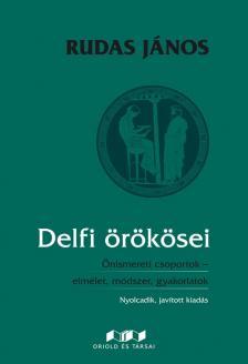 Rudas János - Delfi örökösei - 8. javított kiadás