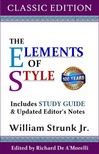 William Strunk Jr. Richard De A Morelli, - The Elements of Style (Classic Edition) [eKönyv: epub,  mobi]