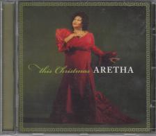 - THIS CHRISTMAS CD ARETHA FRANKLIN