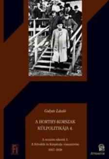 Gulyás László - A Horthy-korszak külpolitikája 4. ***