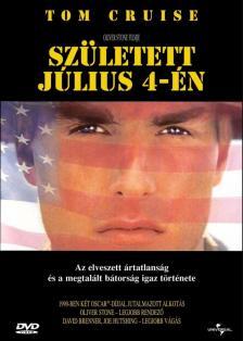 STONE, OLIVER - SZÜLETETT JÚLIUS 4-ÉN