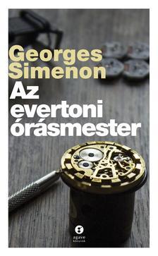 Georges Simenon - Az evertoni órásmester