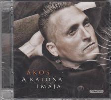 HOLST; KODÁLY - A KATONA IMÁJA CD+DVD ÁKOS