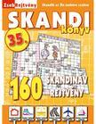 CSOSCH KIADÓ - ZsebRejtvény SKANDI Könyv 35.