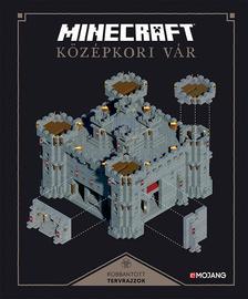 - - Minecraft - Középkori vár