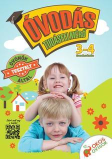 - Óvodás tudásfelmérő 3-4 éveseknek