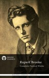 Brooke Rupert - Delphi Complete Works of Rupert Brooke (Illustrated) [eKönyv: epub,  mobi]