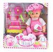 - Bambolina Nena,  a kis Kukta játék baba kiegészítőkkel