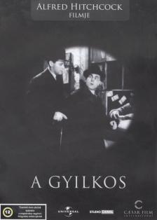 Alfred Hitchcock - A GYILKOS DVD KONSTAM, MARSHALL