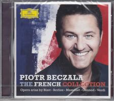 MASSENET, BERLIOZ, VERDI, BOIELDIEU - THE FRENCH COLLECTION CD PIOTR BECZALA