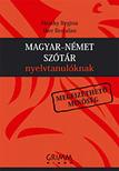 Hessky Regina-Iker Bertalan - MAGYAR-NÉMET SZÓTÁR NYELVTANULÓKNAK<!--span style='font-size:10px;'>(G)</span-->
