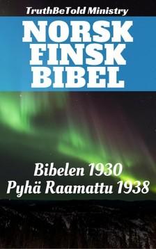 TruthBeTold Ministry, Joern Andre Halseth, Det Norske Bibelselskap - Norsk Finsk Bibel [eKönyv: epub, mobi]