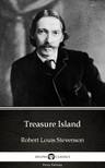 Delphi Classics Robert Louis Stevenson, - Treasure Island by Robert Louis Stevenson (Illustrated) [eKönyv: epub,  mobi]