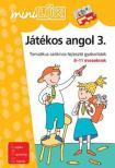LDI-303 - Játékos angol 3. - Tematikus szókincs-fejlesztő gyakorlatok 8-11 éveseknek