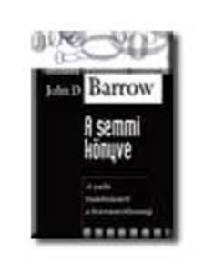 John D. Barrow - A semmi könyve