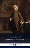 Richardson Samuel - Delphi Complete Works of Samuel Richardson (Illustrated) [eKönyv: epub,  mobi]