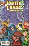 Jones, Gerard, Wojtkiewicz, Chuck - Justice League America 95. [antikvár]