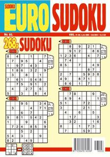 CSOSCH KIADÓ - EURO Sudoku 2016/3 #