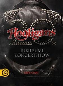 Hoolignans - 20. Jubileumi Koncertshow - 2DVD